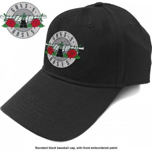 Șapcă Guns N' Roses Silver Circle Logo