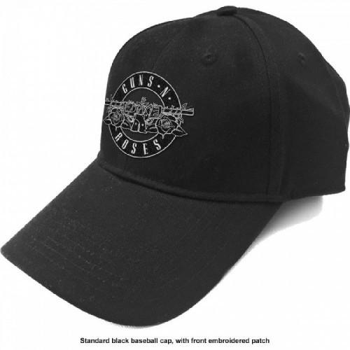 Șapcă Guns N' Roses White Circle Logo