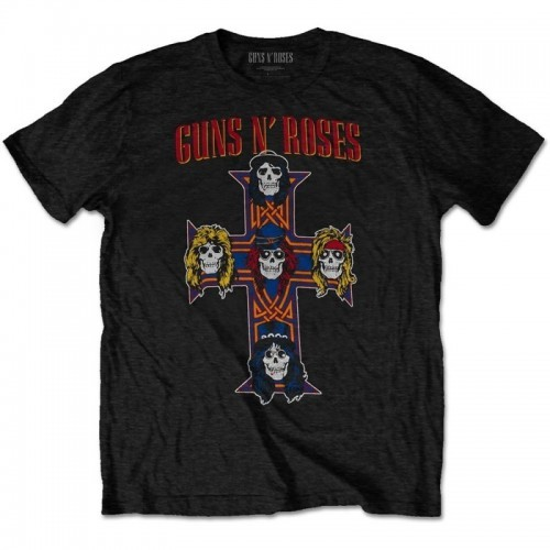 Tricou Guns N' Roses Vintage Cross