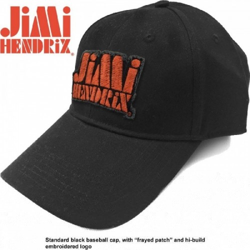 Șapcă Jimi Hendrix Orange Stencil Logo