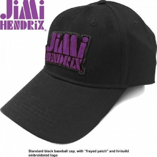 Șapcă Jimi Hendrix Purple Stencil Logo