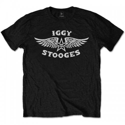 Tricou Iggy & The Stooges Wings