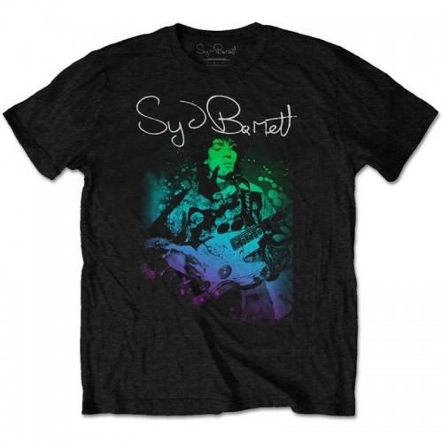 Tricou Syd Barrett Psychedelic