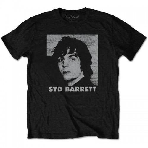 Tricou Syd Barrett Headshot