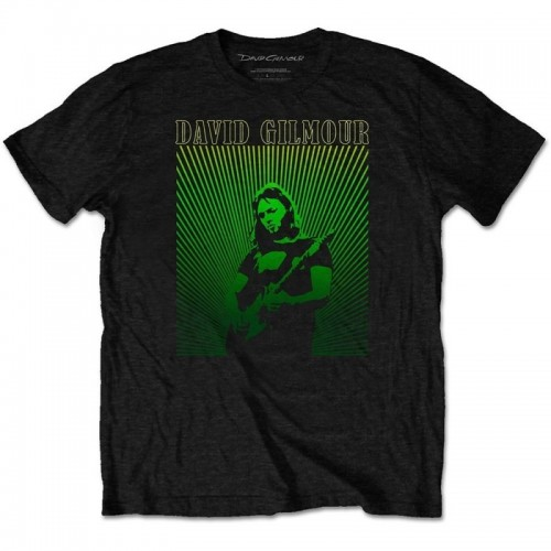 Tricou David Gilmour Rays Gradient