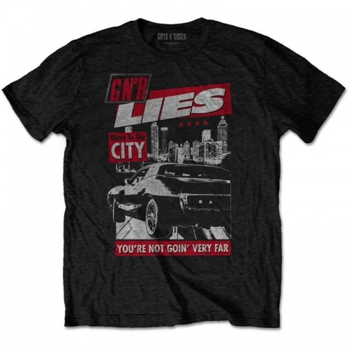 Tricou Guns N' Roses Move to the City