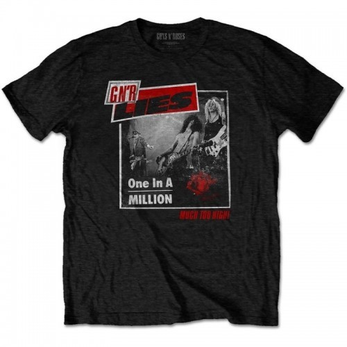 Tricou Guns N' Roses One in a Million
