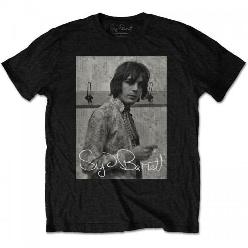 Tricou Syd Barrett Smoking