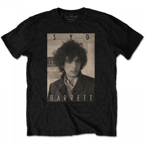 Tricou Syd Barrett Sepia