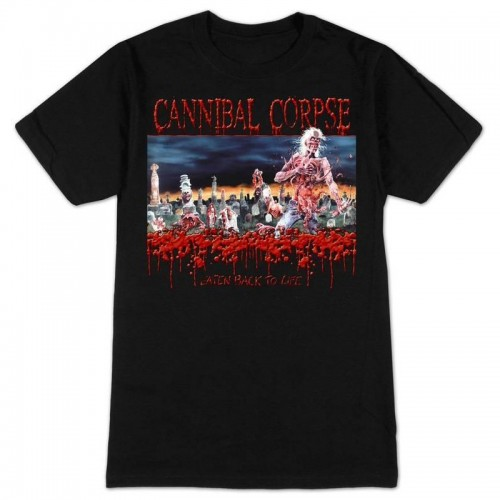 Tricou Cannibal Corpse Eaten Back To Life