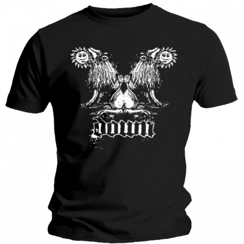 Tricou Down Double Lion
