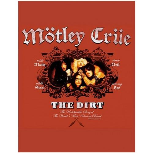 Tricou Motley Crue The Dirt