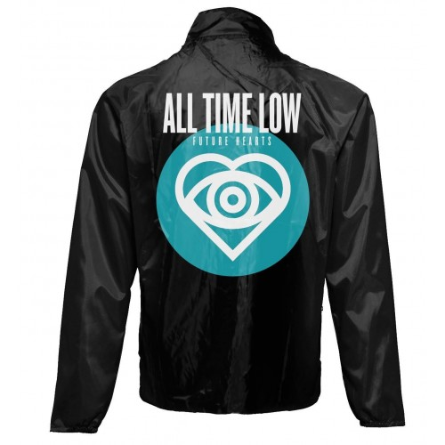Jachetă de Vant All Time Low Future Hearts
