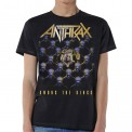 Tricou Anthrax Among the Kings