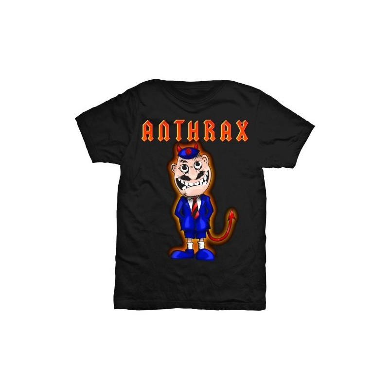 Tricou Anthrax TNT Cover