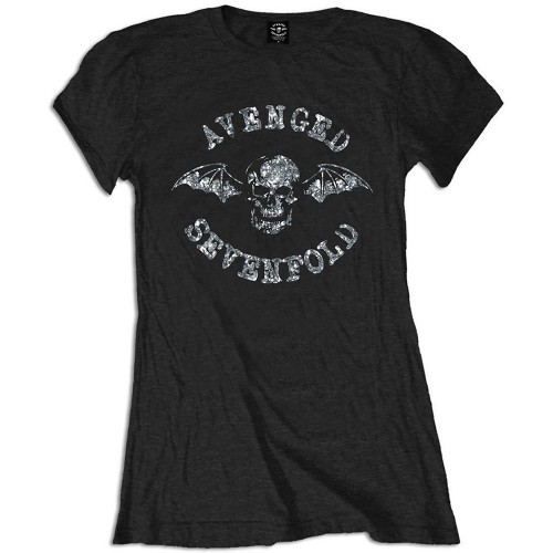Tricou Damă Avenged Sevenfold Death Bat