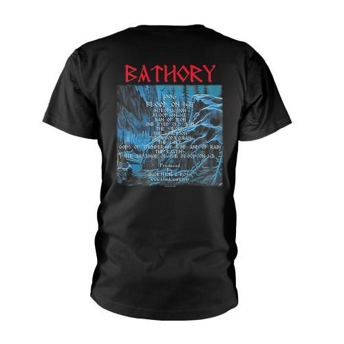 Tricou Bathory Blood On Ice