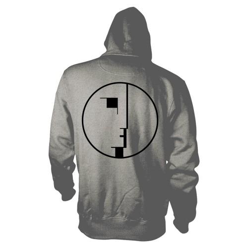 Hanorac cu fermoar Bauhaus Logo