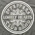 Tricou Dama The Beatles Sgt Pepper Drum