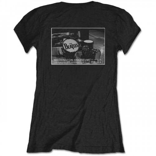 Tricou Dama The Beatles Washington Coliseum
