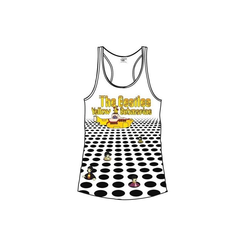 Maiou Damă The Beatles Yellow Submarine Sea of Holes & Logo