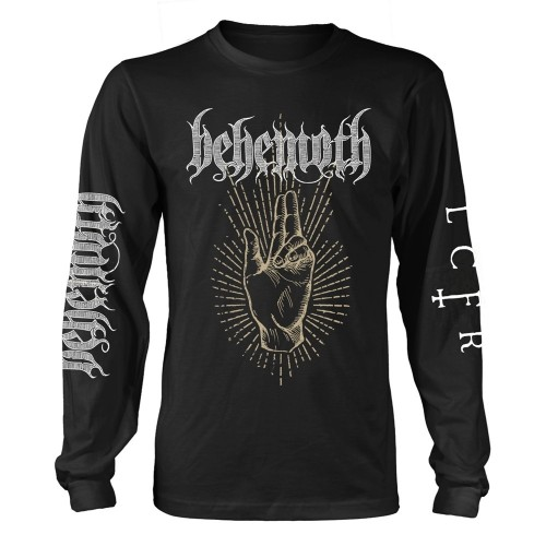 Tricou mânecă lungă Behemoth LCFR