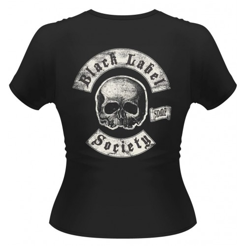 Tricou Dama Black Label Society Death