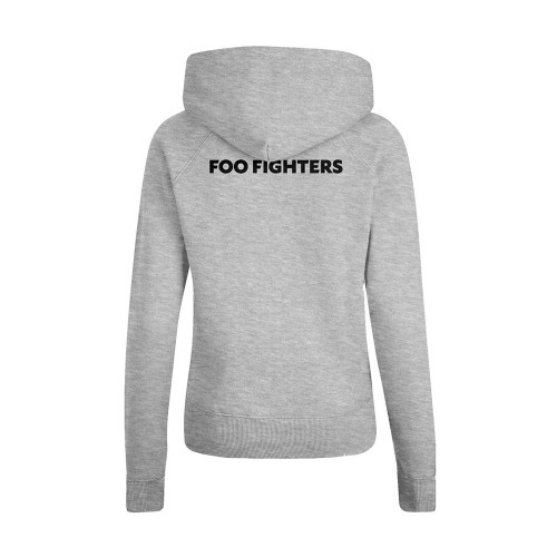 Hanorac Damă Foo Fighters Equal Logo