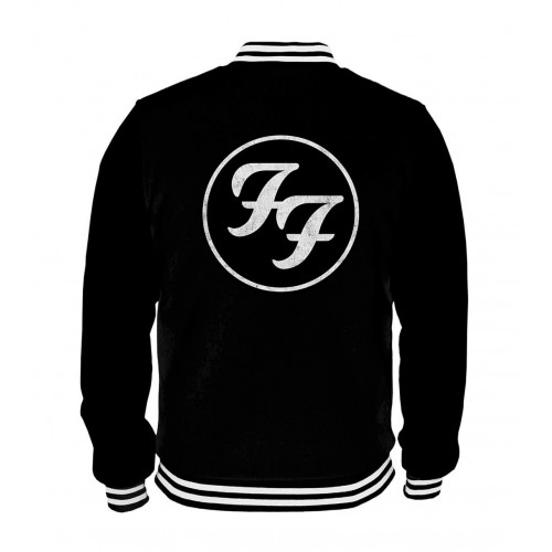 Jachetă Varsity Foo Fighters Initials