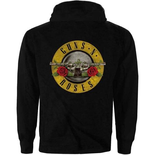Hanorac cu fermoar Guns N' Roses Classic Logo
