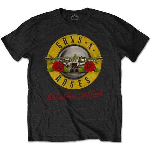 Tricou Guns N' Roses Not in this Lifetime Tour