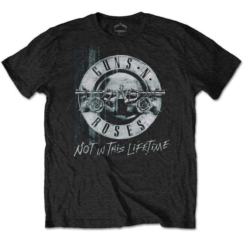 Tricou Guns N' Roses Not in this Lifetime Tour Xerox