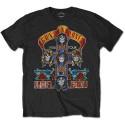 Tricou Guns N' Roses NJ Summer Jam 1988