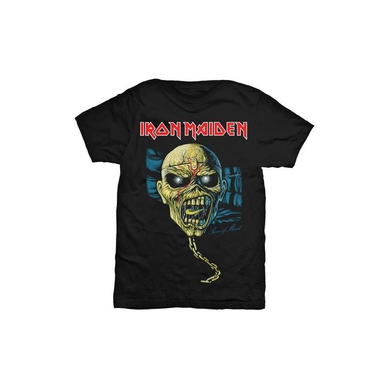 Tricou Iron Maiden Piece of Mind