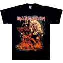 Tricou Iron Maiden Number of the Beast Graphic