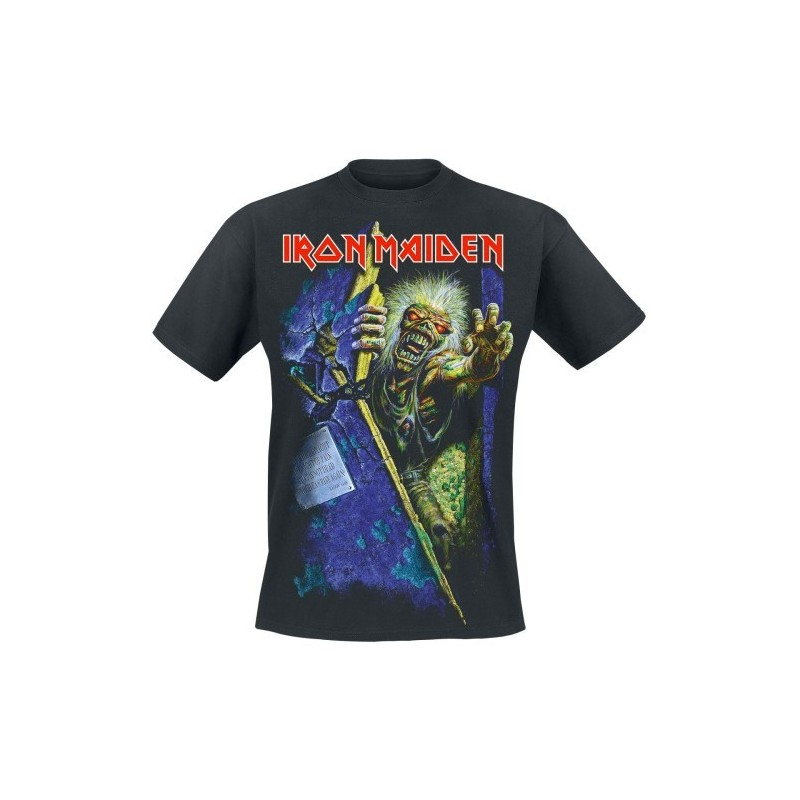 Tricou Iron Maiden No Prayer