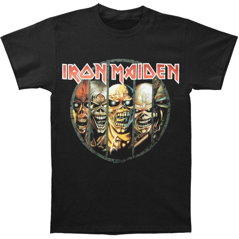 Tricou Iron Maiden Eddie Evolution