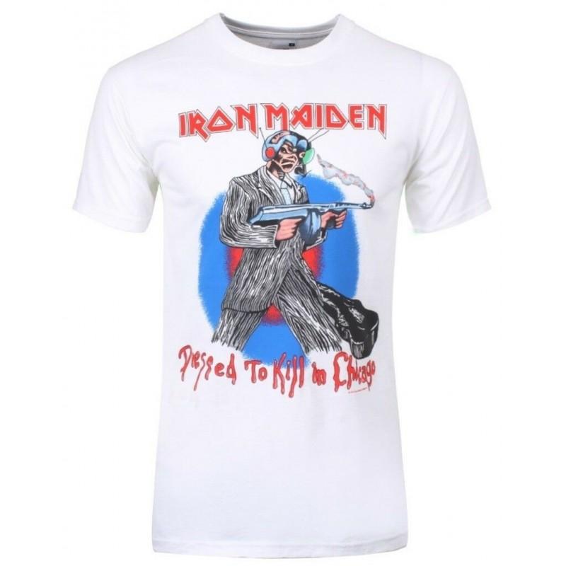 Tricou Iron Maiden Chicago Mutants