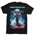 Tricou Iron Maiden Tour Trooper