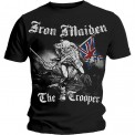 Tricou Iron Maiden Sketched Trooper