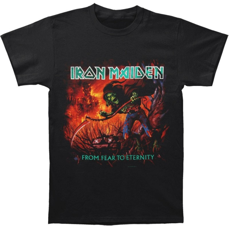 Tricou Iron Maiden From Fear to Eternity Album