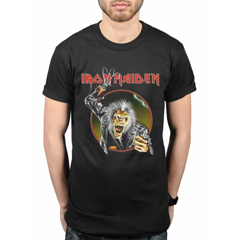 Tricou Iron Maiden Eddie Hook