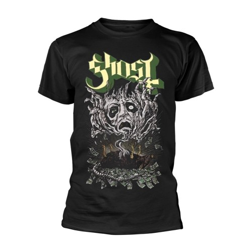 Tricou Ghost Rat Afterlife
