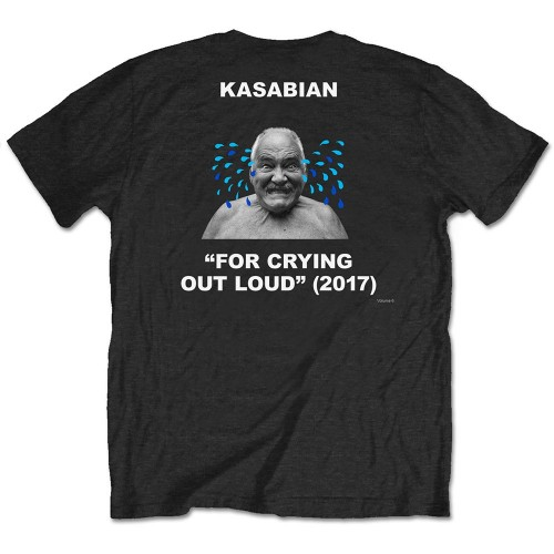 Tricou Kasabian For Crying Out Loud