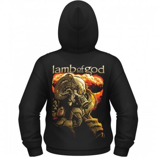 Hanorac cu fermoar Lamb Of God Anime