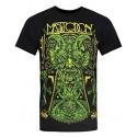 Tricou Mastodon Devil on Black