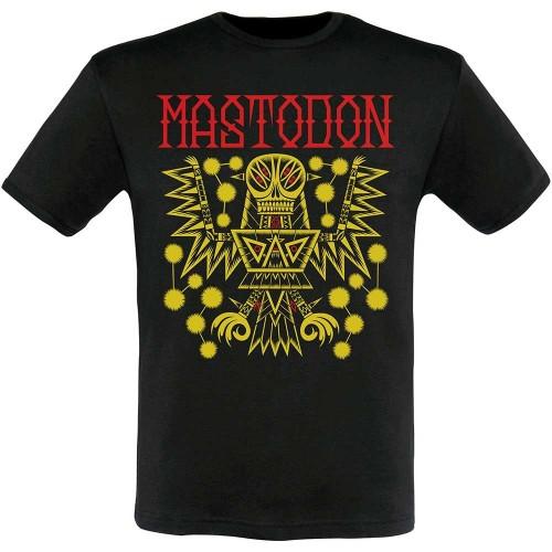 Tricou Mastodon Tribal Demon 2017 Event