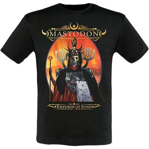 Tricou Mastodon Emperor of Sand 2017 Tour