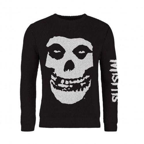 Pulover Misfits Skull