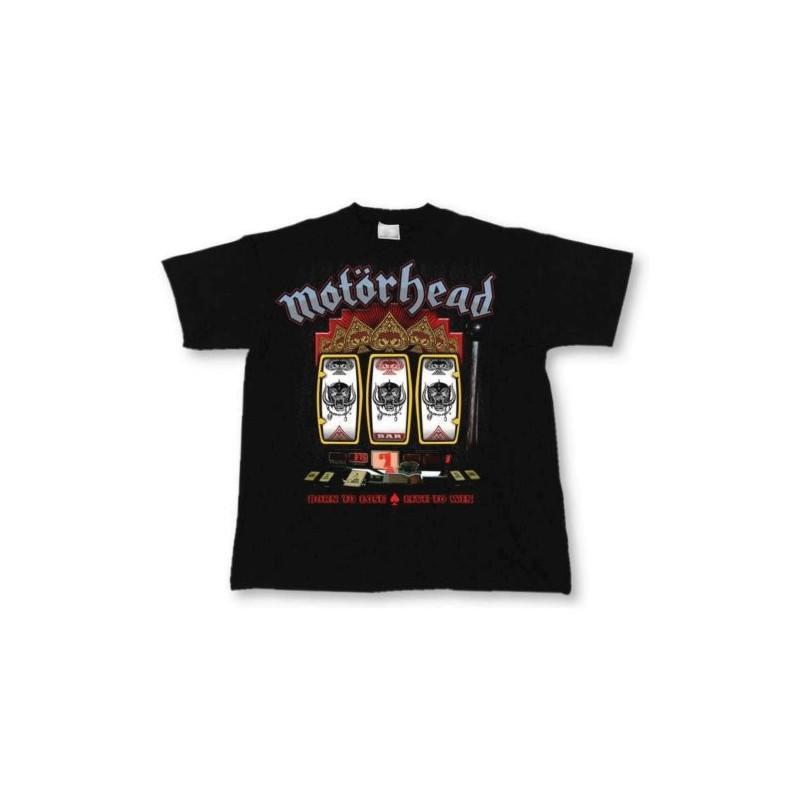 Tricou Motorhead Slots